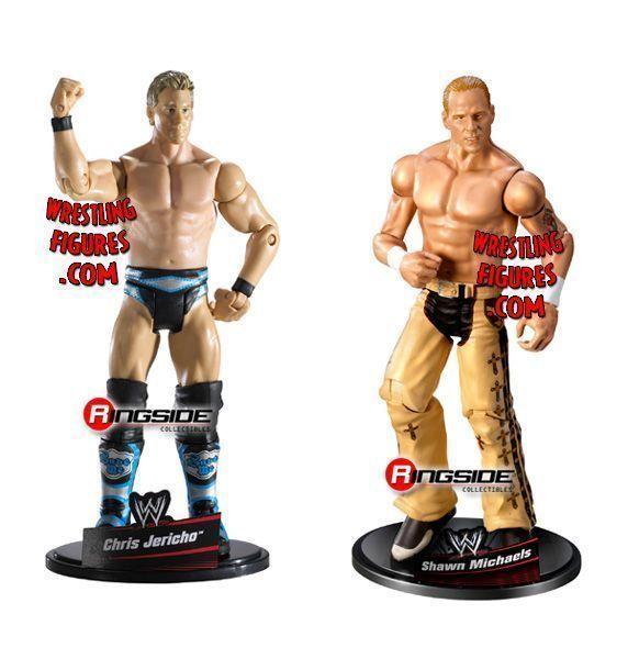 WWE Figure 2-Packs Series 1 134903_article
