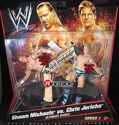 WWE Figure 2-Packs Series 1 137542_article