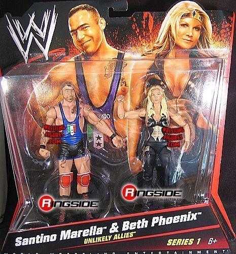 WWE Figure 2-Packs Series 1 137543_article