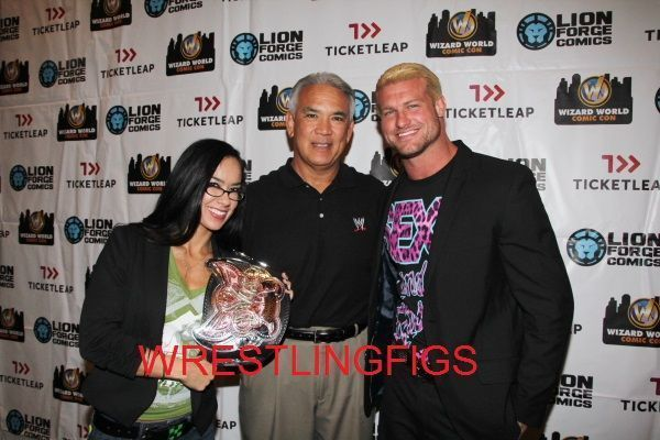 is dolph ziggler and aj really dating