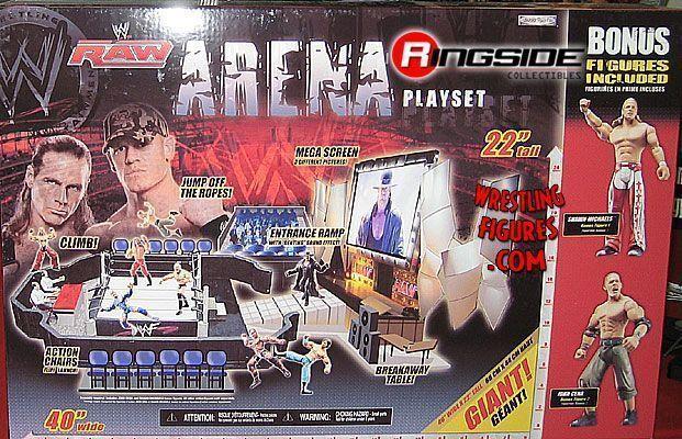 Rarest Most Expensive Figure Accessories Wrestlingfigs